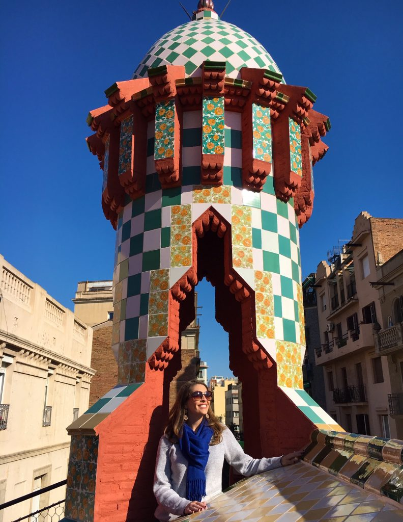 Casa Vicens, a Gaudí home in Barcelona