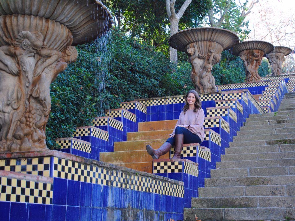 Explore Montjuic Park in Barcelona