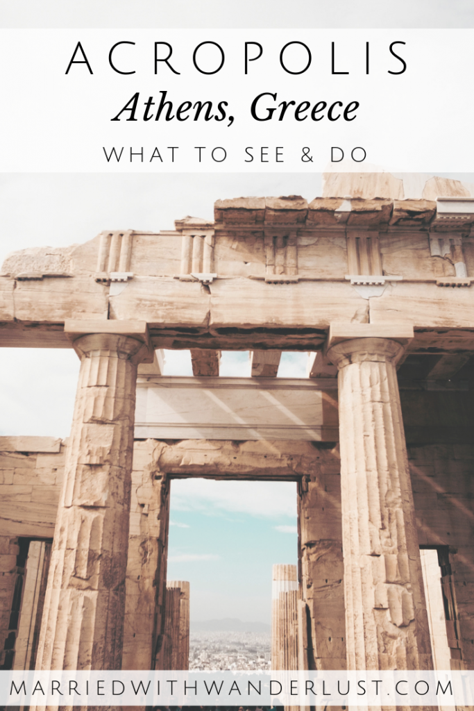Guide to visiting the Acropolis