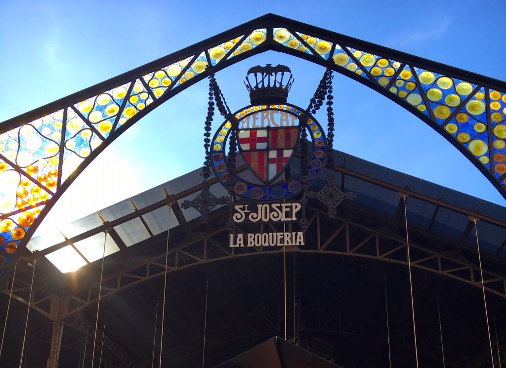 Must Do in Barcelona: Eat at La Boqueria Market