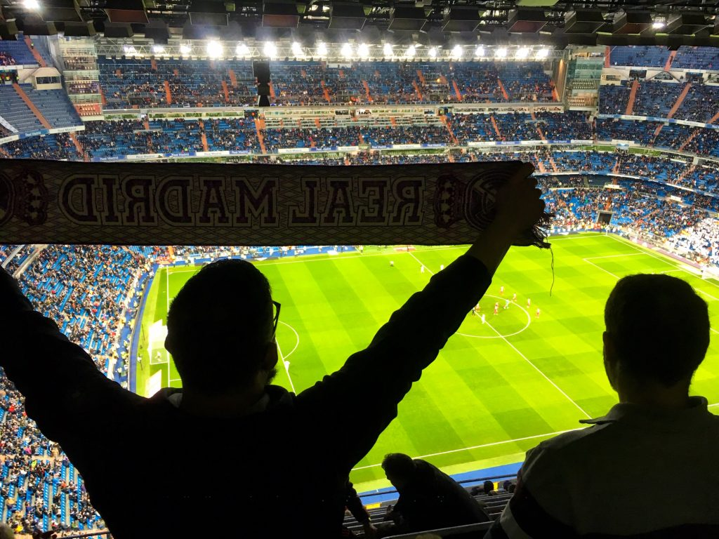 Must-Do in Madrid: Attend a Real Madrid futbol match