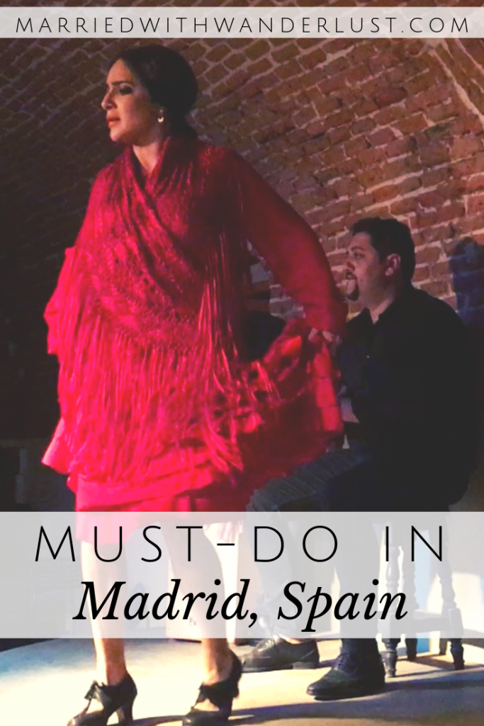 Must do in Madrid, Spain