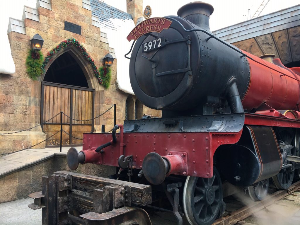 Ride the Hogwarts Express at Universal Orlando