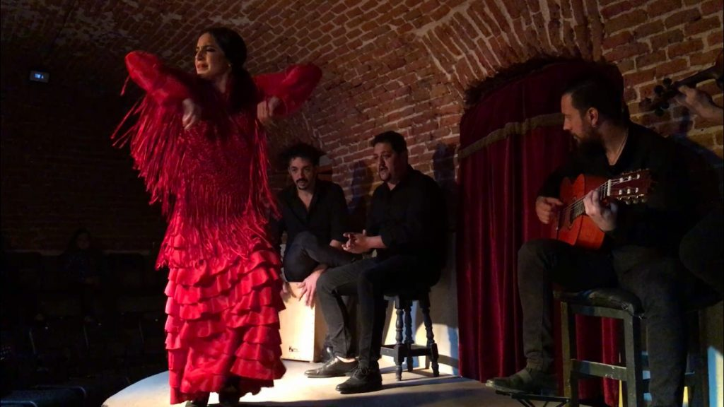 See a Flamenco show in Madrid