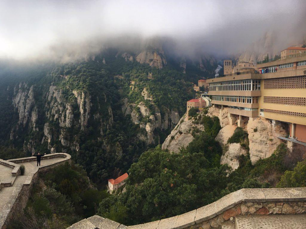 Visit Montserrat Monastery near Barcelona