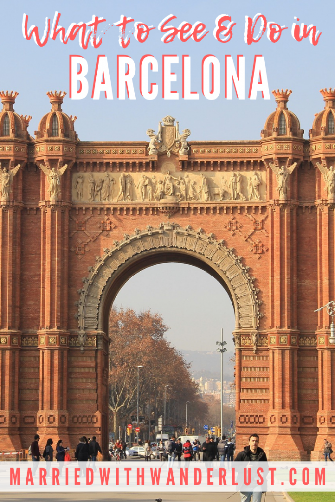 What to see and do in Barcelona