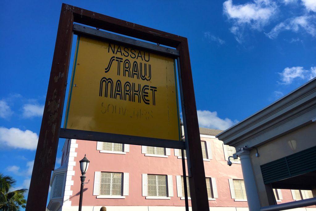 Cruising to Nassau? Visit the Straw Market