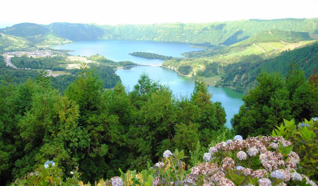 Miradouro da Vista Do Rei, Azores