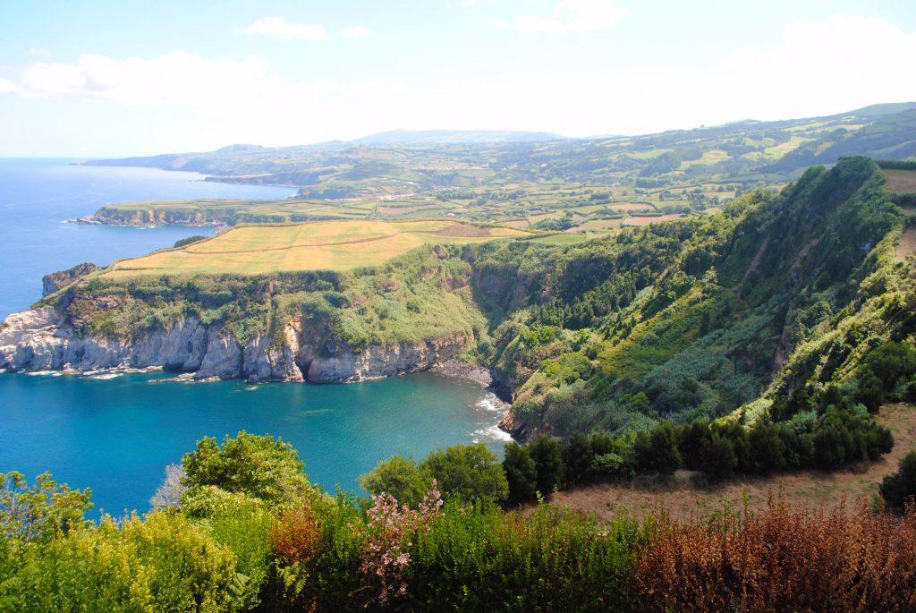 Miradouro de Santa Iria, Azores