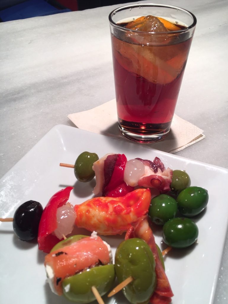 Must-Try Food in Madrid: Drink Vermouth