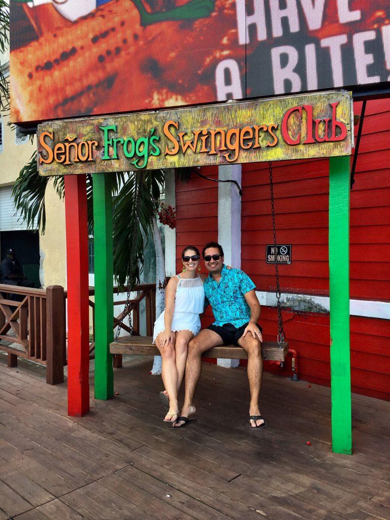 Must Do in Nassau: Visit Senor Frogs
