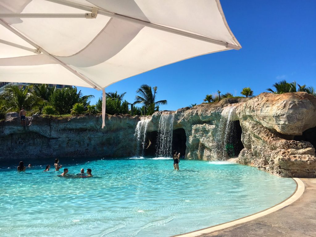 Things to do in Nassau: Get a day pass to a resort