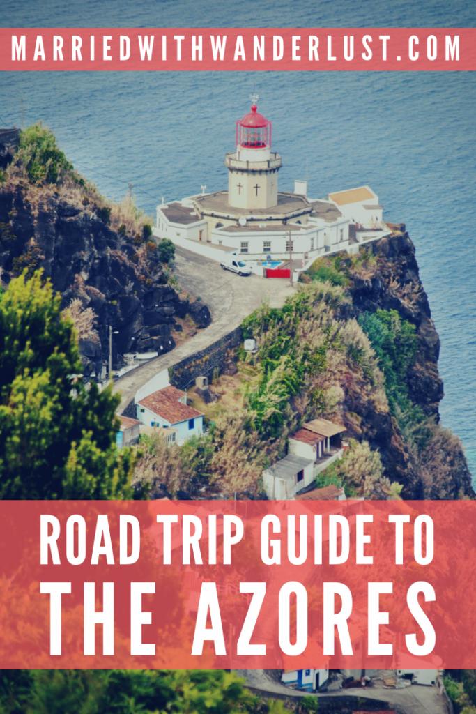 Road Trip Across Sao Miguel Island, Azores