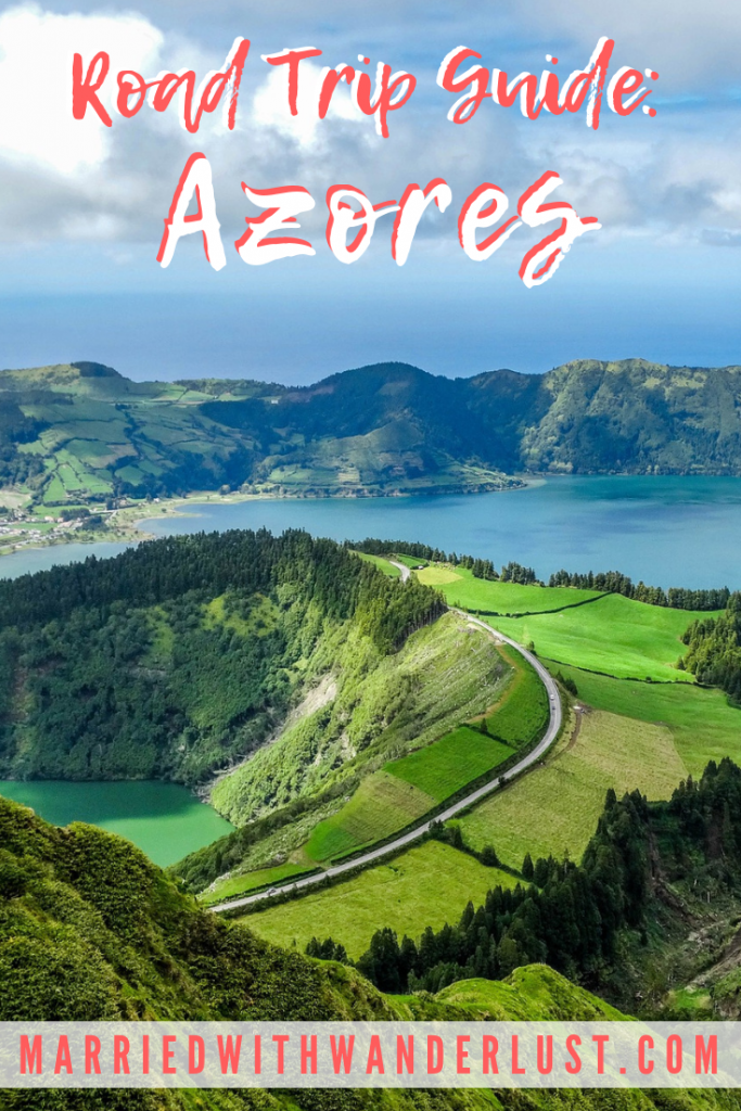 Road Trip Guide to the Azores