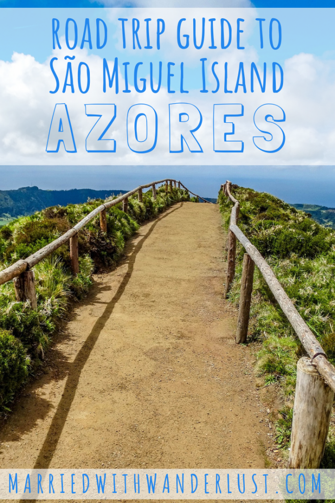 Road Trip Guide to Sao Miguel Island, Azores