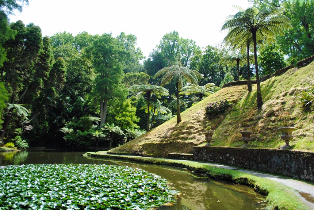 Terra Nostra Park, Azores