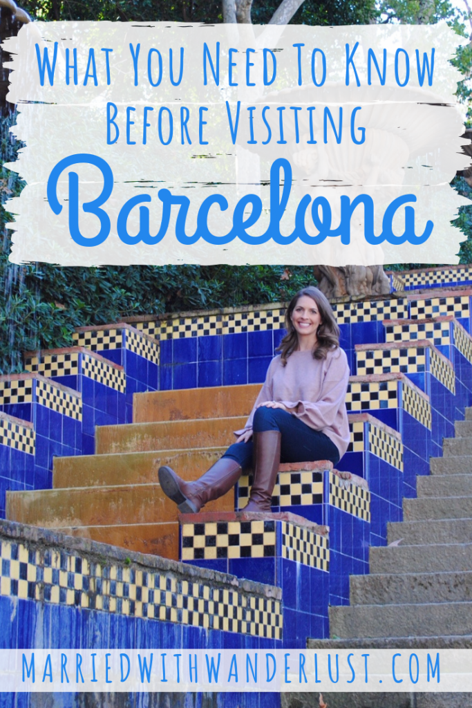 What you need to know before visiting Barcelona