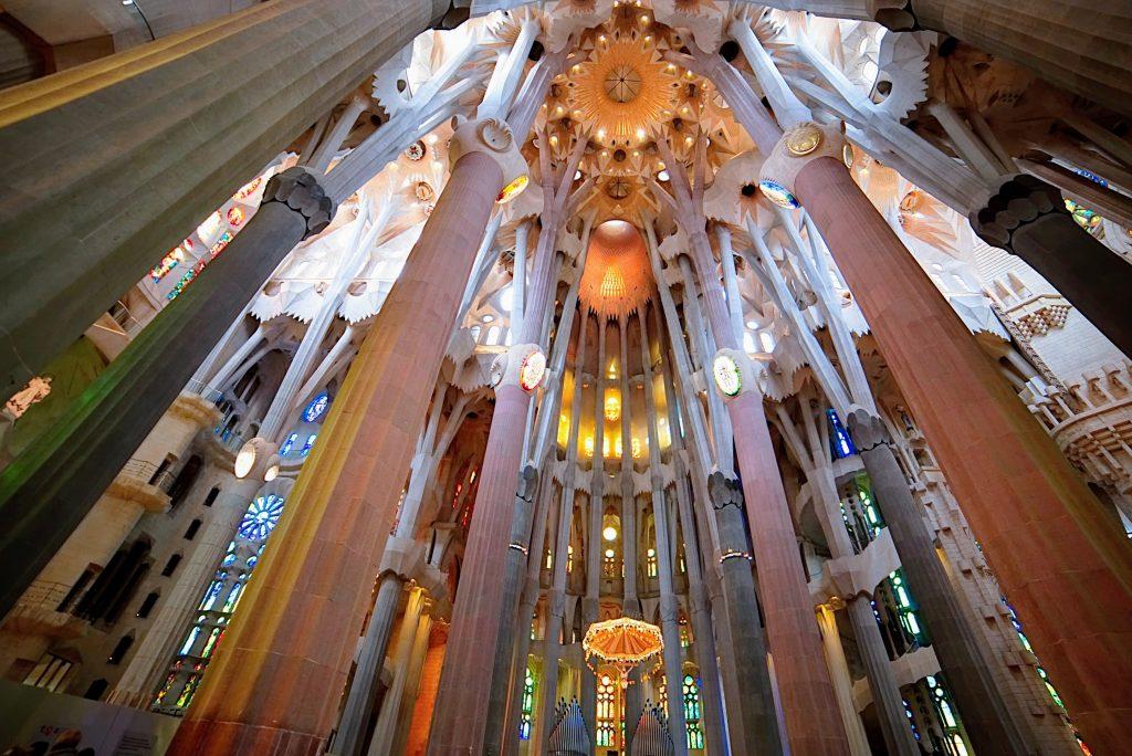 Book tickets to Barcelona's La Sagrada Familia in advance. It sells out!