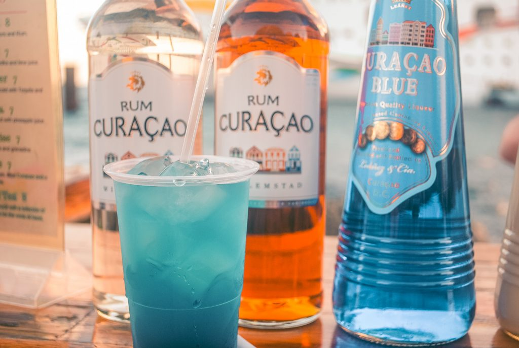 Visiting Curacao? Try the drink with the island's namesake!