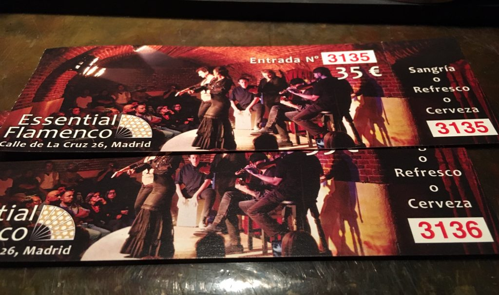 Tickets to Essential Flamenco in Madrid