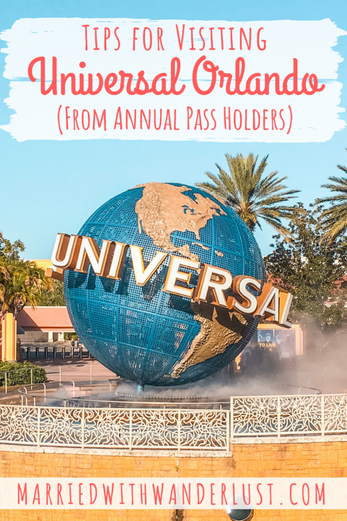 Best Tips for Visiting Universal Orlando