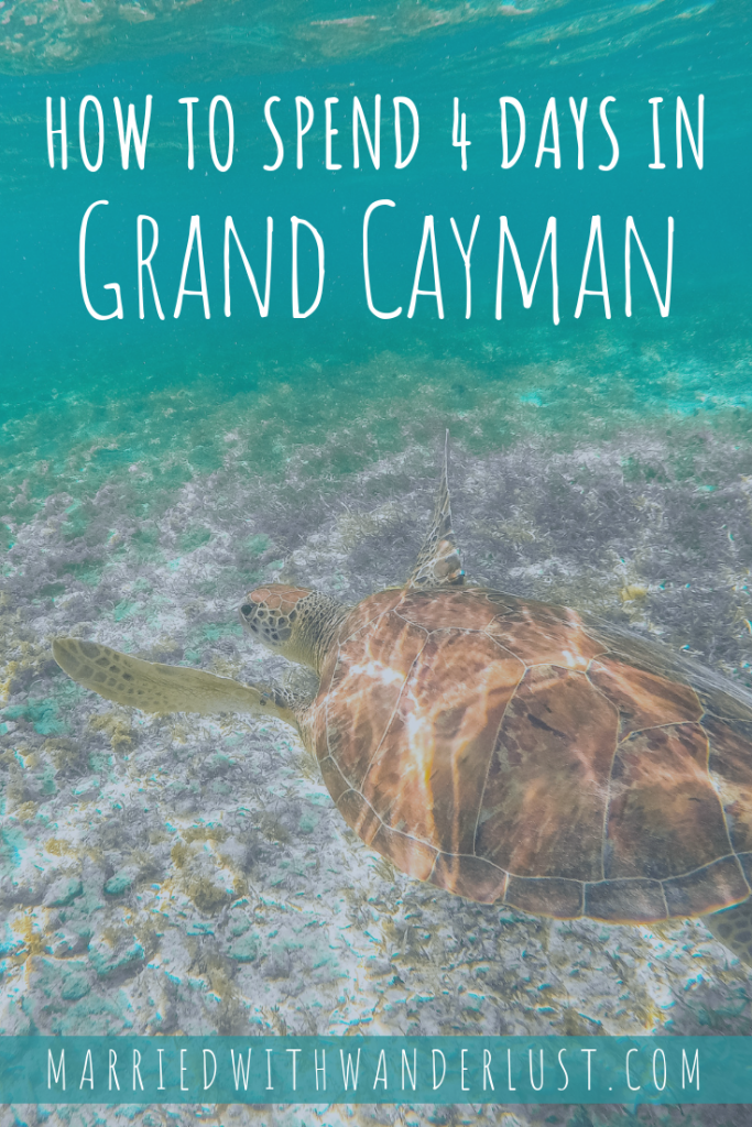 How to Spend 4 Days in Grand Cayman