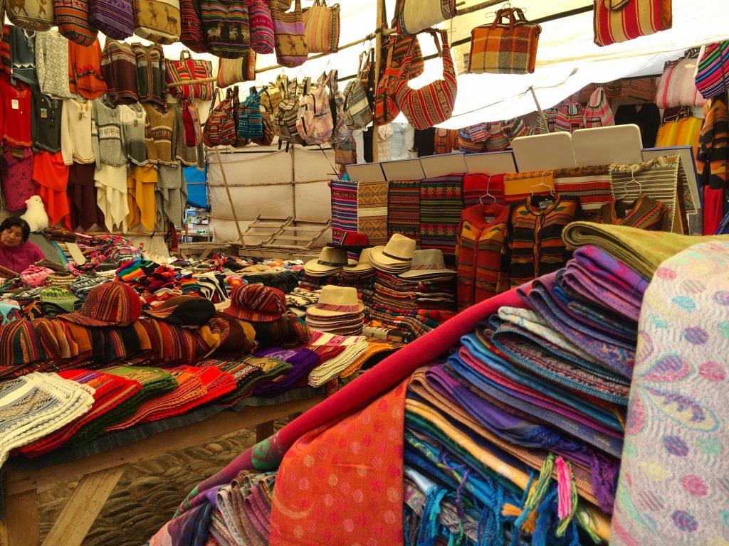 Explore Pisac Market in Cusco, Peru
