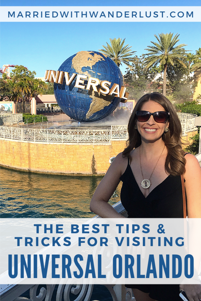 The Best Tips & Tricks for Visiting Universal Orlando