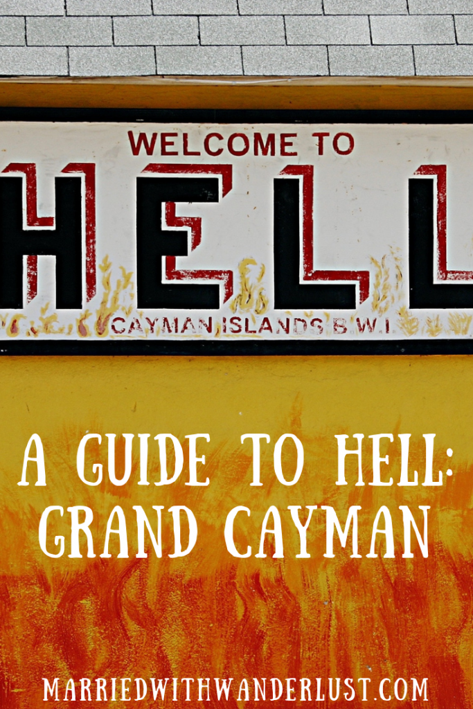 A Guide to Hell, Grand Cayman