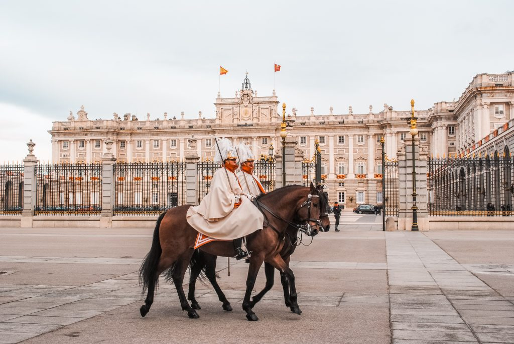 Visit the Palacio Real in Madrid, Spain