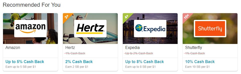 Earn extra cash with Swagbucks shopping portal