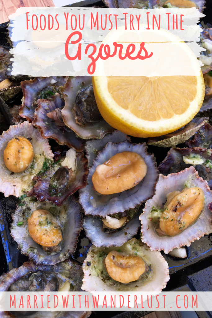 Foods you should try in the Azores
