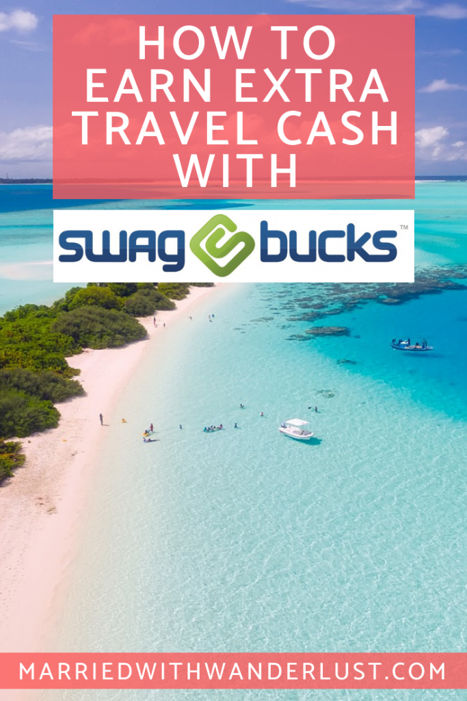 How to earn extra travel cash with Swagbucks