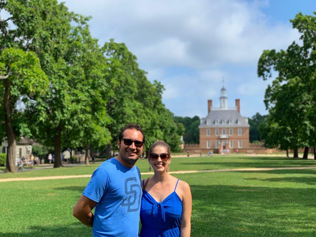 Exploring Colonial Williamsburg