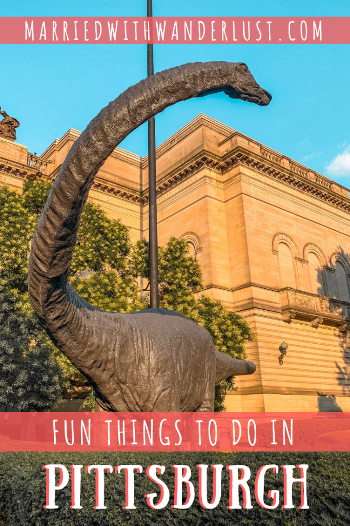 Fun things to do in Pittsburgh, Pennsylvania