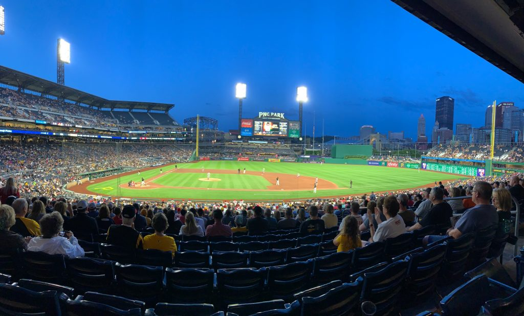 Must do in Pittsburgh: Attend a Pirates game