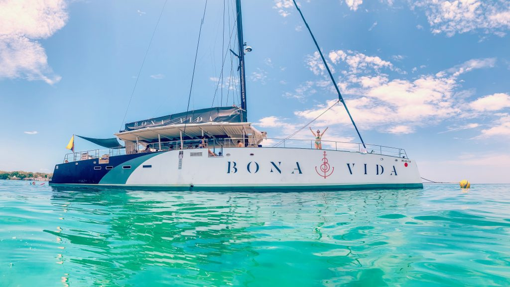 Day trip from Cartagena to the Rosario Islands