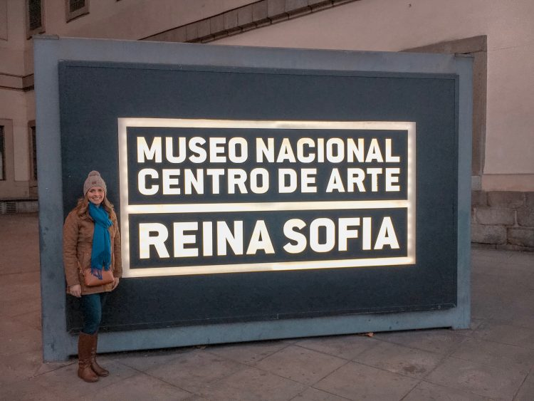 Madrid's Reina Sofia museum
