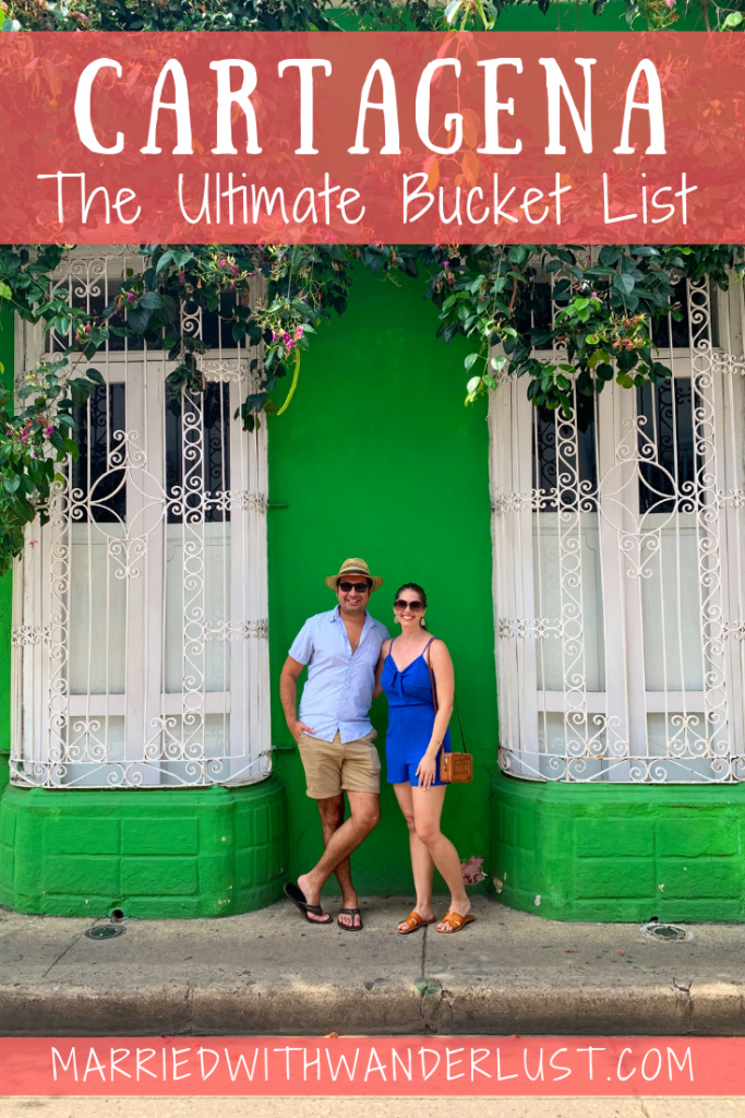 The Ultimate Cartagena Bucket List