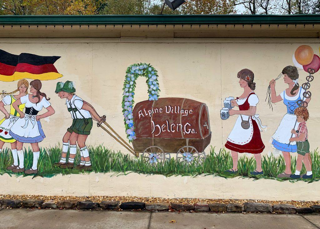 Oktoberfest at the Helen Festhalle