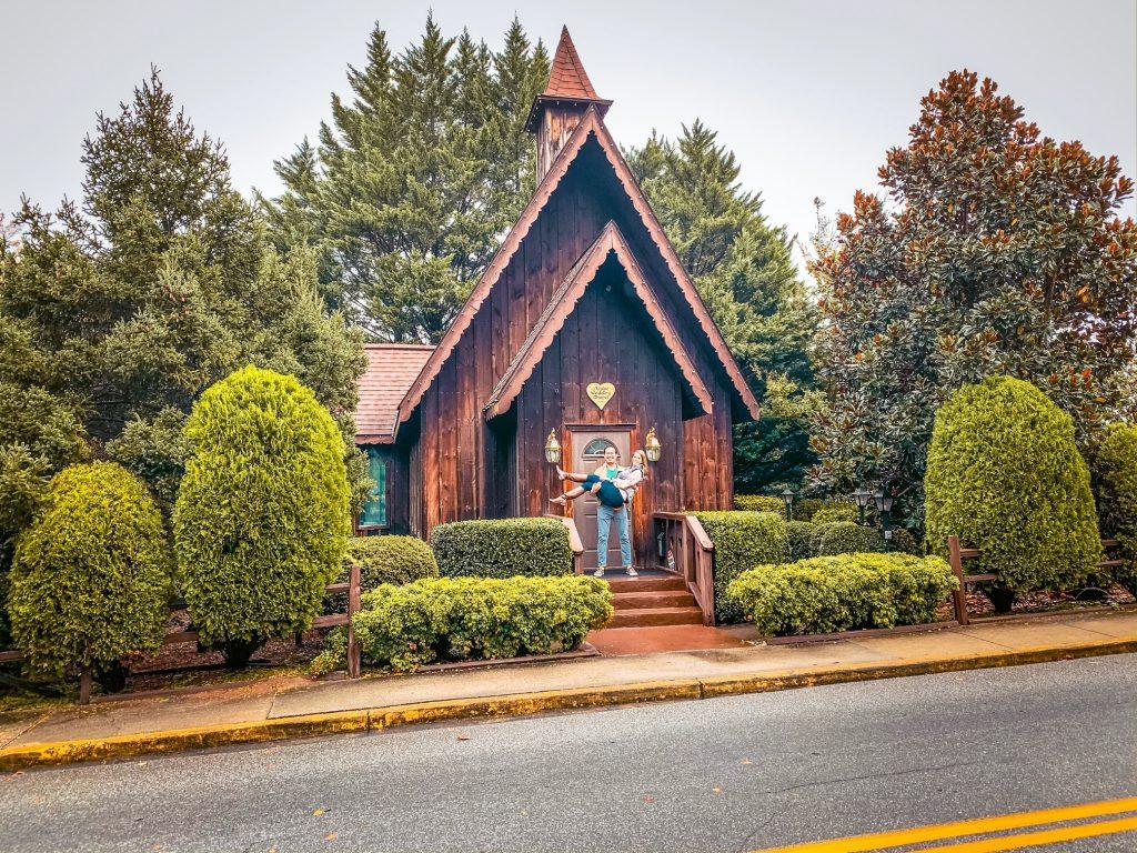 Wedding Chapel in Helen, GA