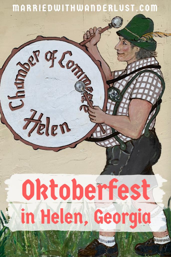 Oktoberfest in Helen, GA