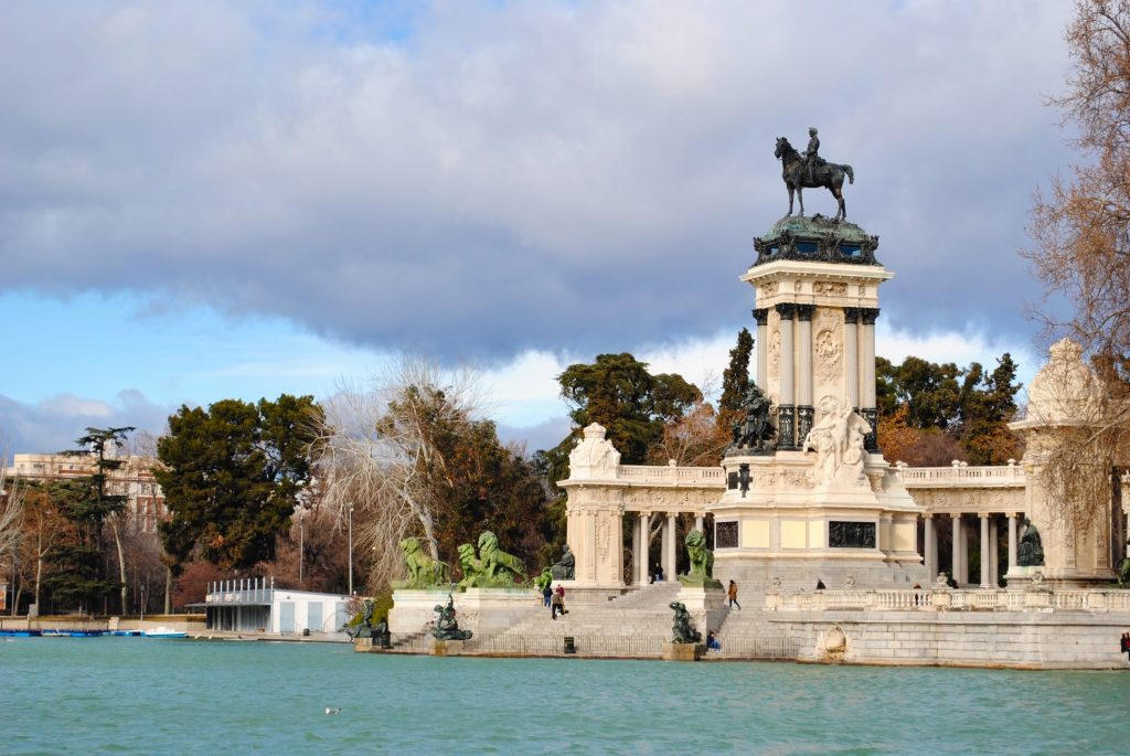 Madrid's Retiro Park