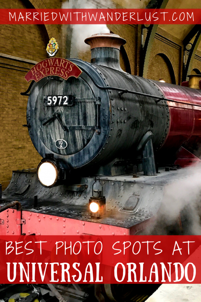 Our favorite photo spots at Universal Orlando