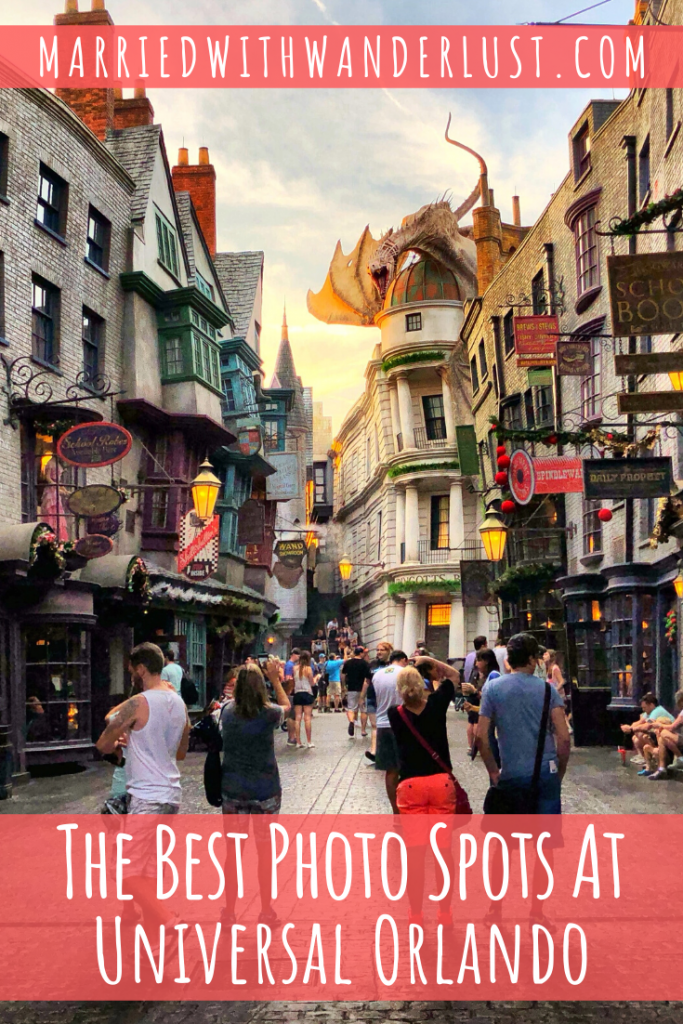 The Best Photo Spots at Universal Orlando
