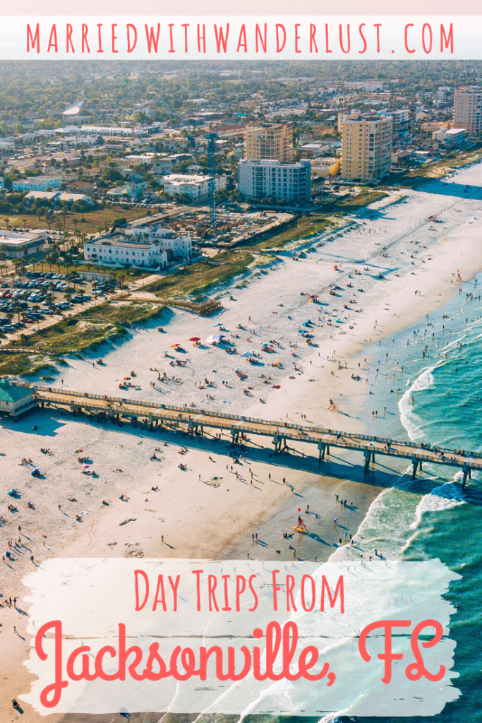 Day trips from Jacksonville