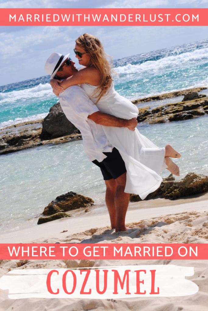 Where to get married in Cozumel