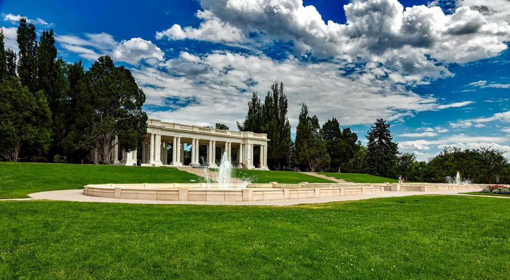 Denver's Cheesman Park