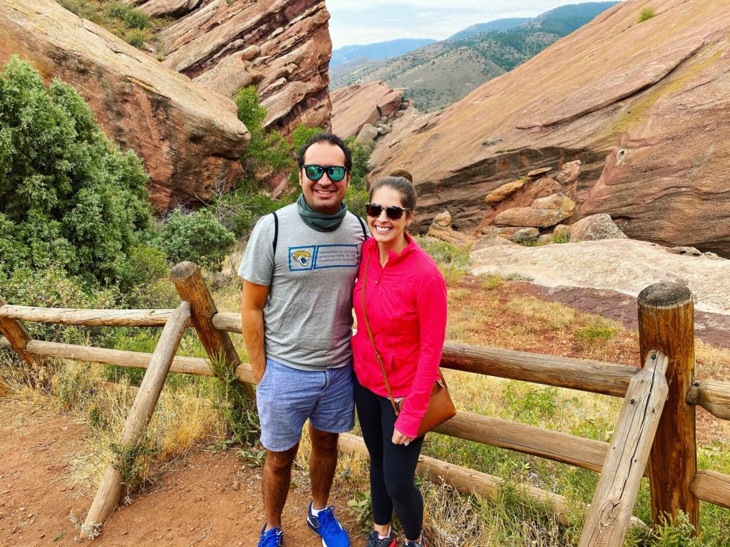 Red Rocks Hiking